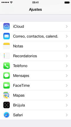 Cómo configurar tu correo electrónico en tu iPhone 2