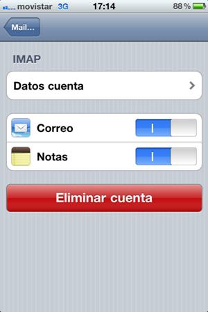 Cómo configurar tu correo electrónico en tu iPhone 12