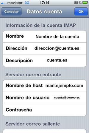 Cómo configurar tu correo electrónico en tu iPhone 13