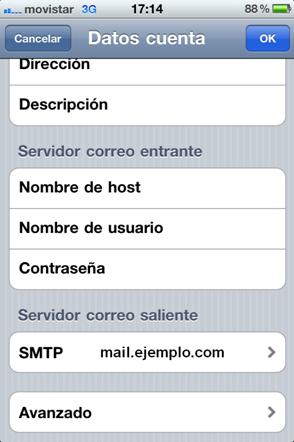 Cómo configurar tu correo electrónico en tu iPhone 14