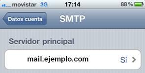 Cómo configurar tu correo electrónico en tu iPhone 15