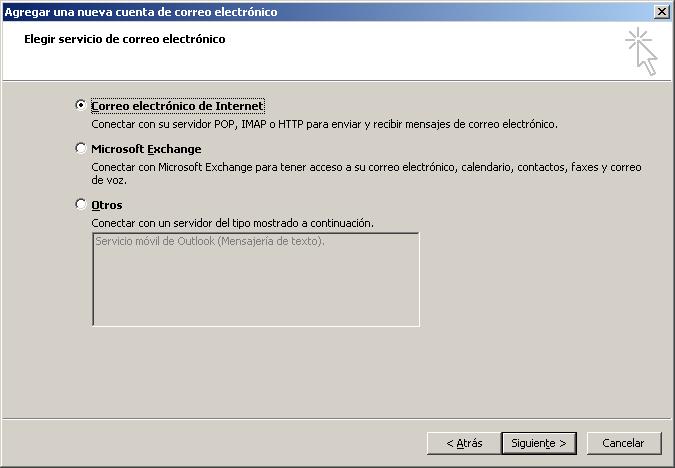 Cómo configurar tu correo electrónico en Microsoft Outlook 4