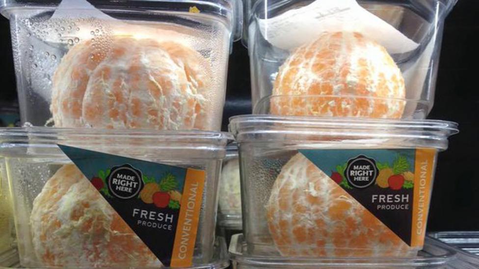 El packaging en el sector agroalimentario: vestir hasta lo más básico 7