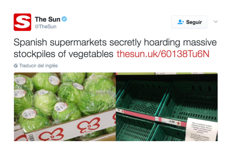Crisis de reputación en el sector agro: el caso de las lechugas murcianas 1