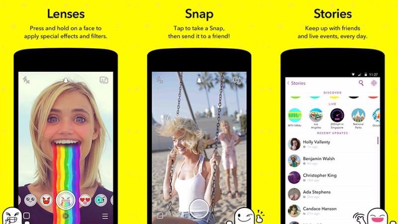 Snapchat, qué es y cómo usarlo para tu marca 1