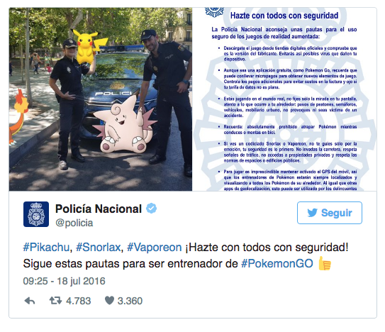 Pokemon GO en tu estrategia de marketing 4