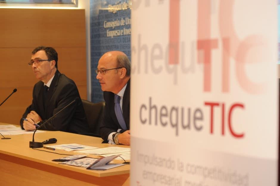 El INFO presenta Cheque TIC, una apuesta por la innovación en las pymes 4