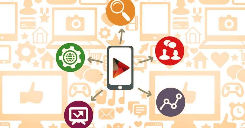 Presente Móvil y el Alcance de las Apps