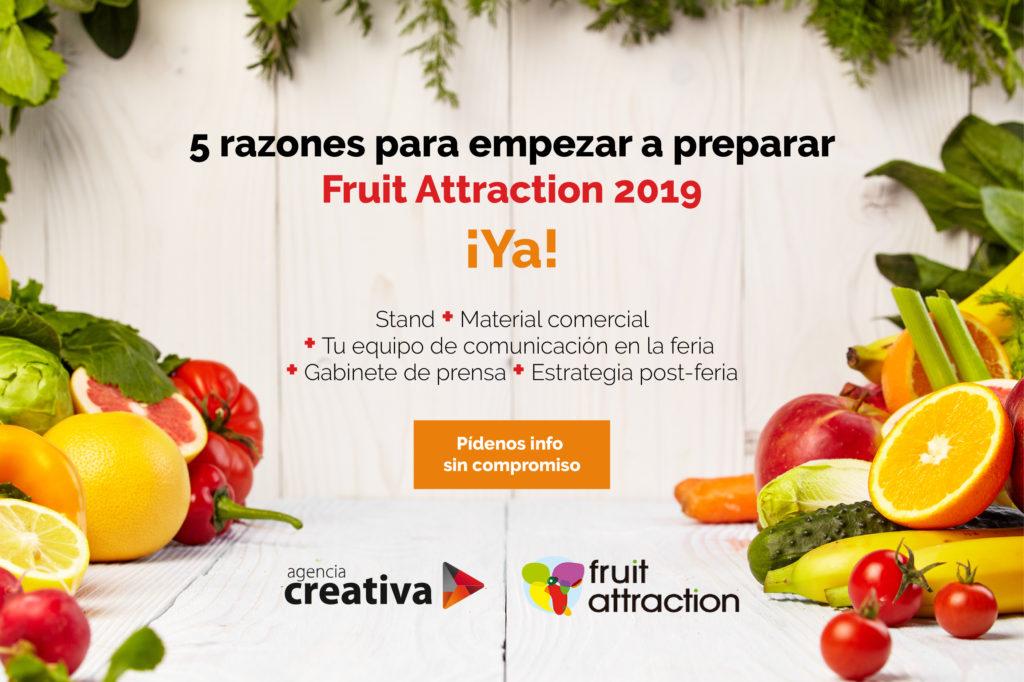 5 Cosas que nunca debes hacer en Fruit Attraction 4