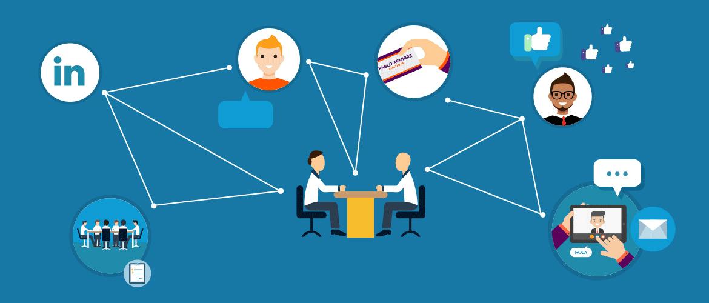 Cómo importar contactos de correo o CRM a tu red de LinkedIn