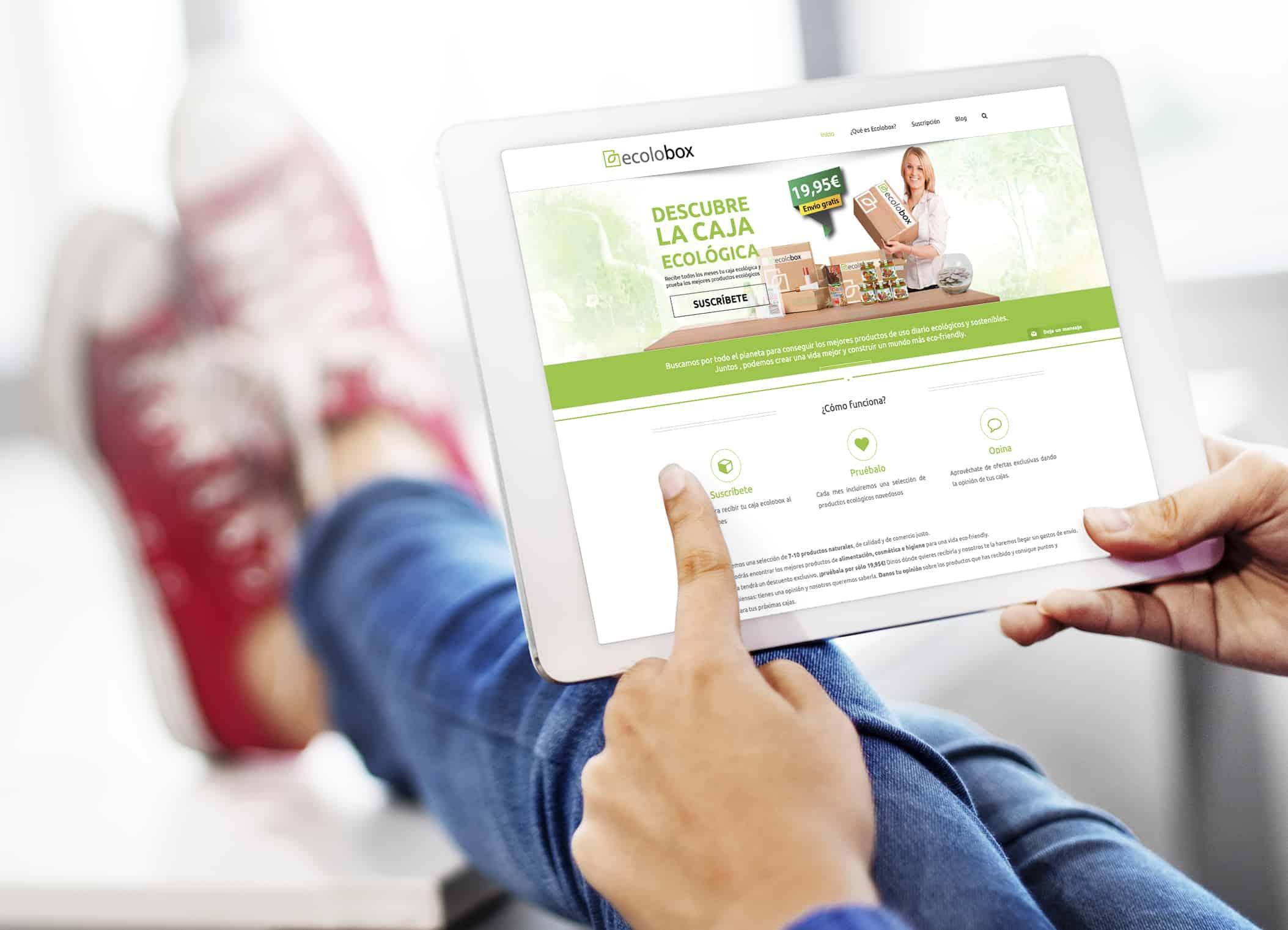 Diseño de producto y marca Ecolobox 1