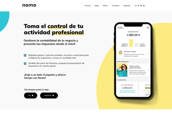 web nomo 2