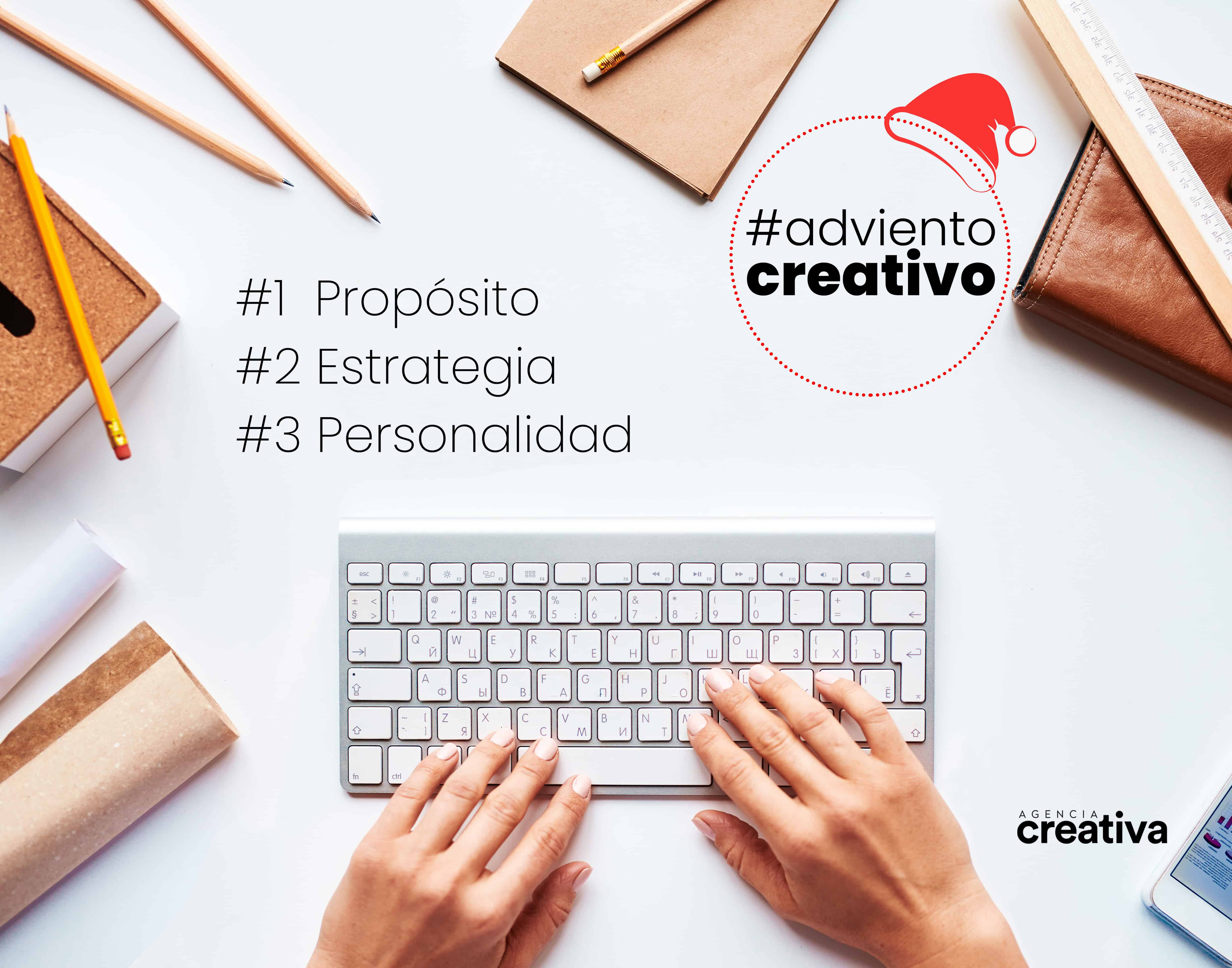 Adviento Creativo 2019: 24 tips de comunicación 1