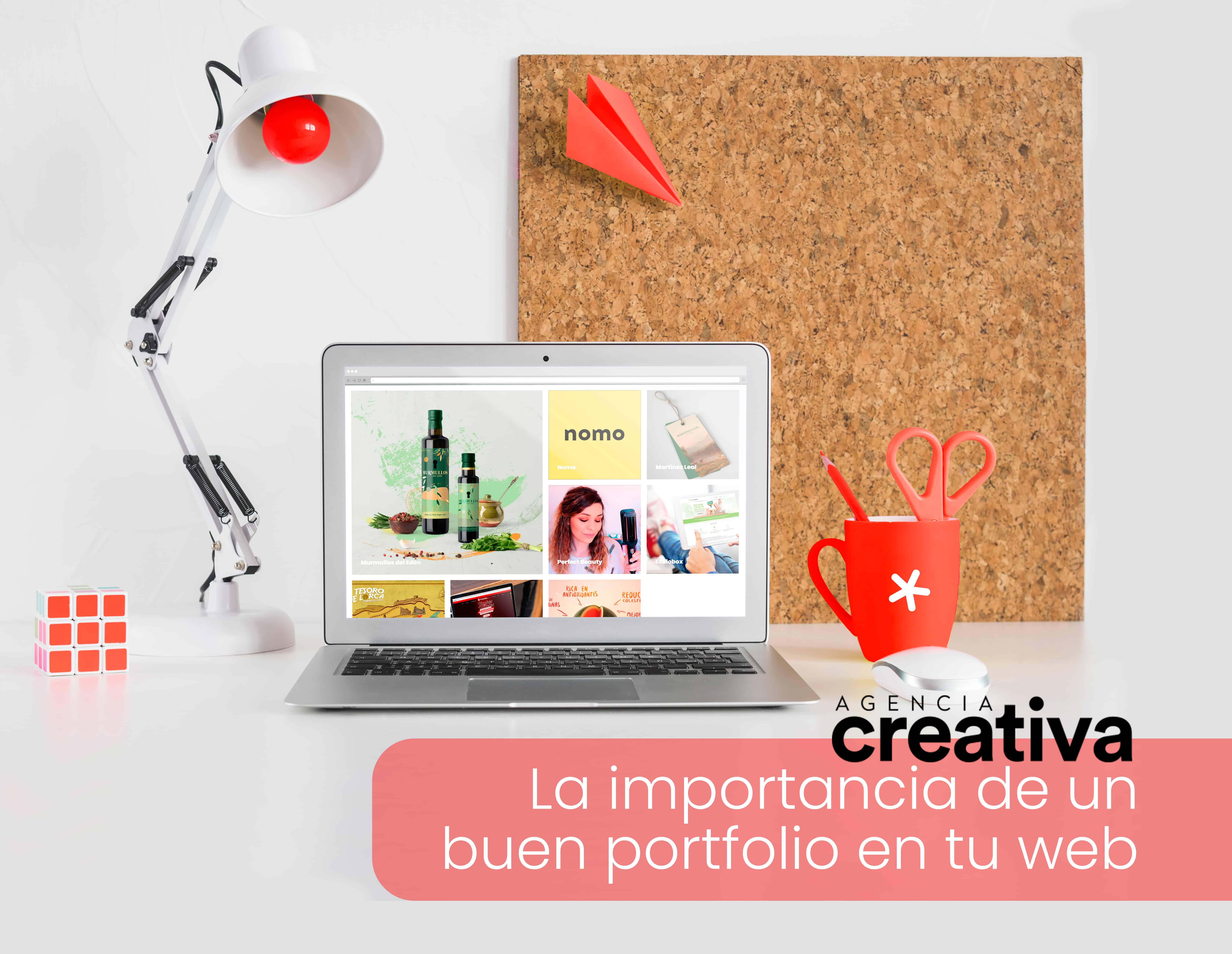 La importancia de un buen portfolio en tu web