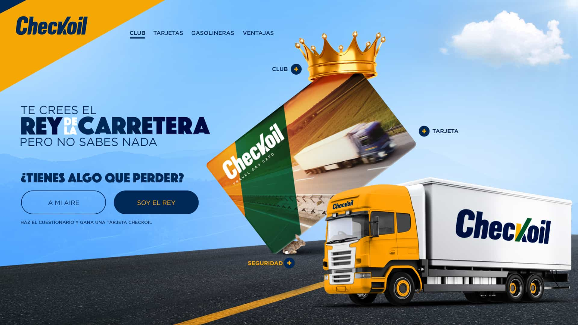 Checkoil | Identidad corporativa, Branding y Desarrollo Web 23