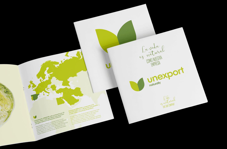 Unexport | Comunicación y marketing externo, diseño y desarrollo web, estrategia RRPP y eventos 8