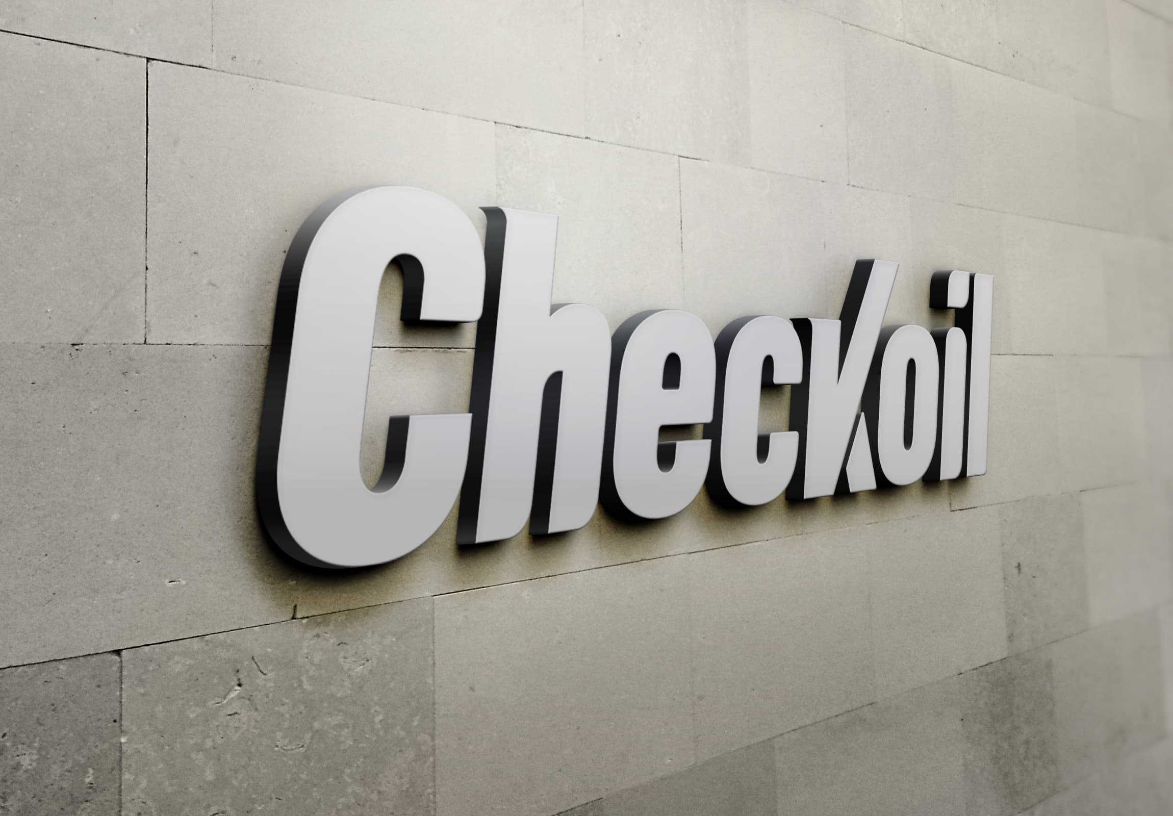 Checkoil | Identidad corporativa, Branding y Desarrollo Web 20
