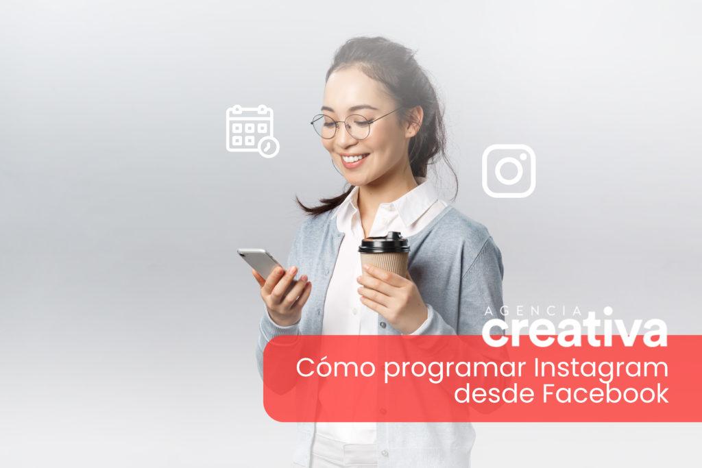 Cómo programar Instagram desde Facebook 4