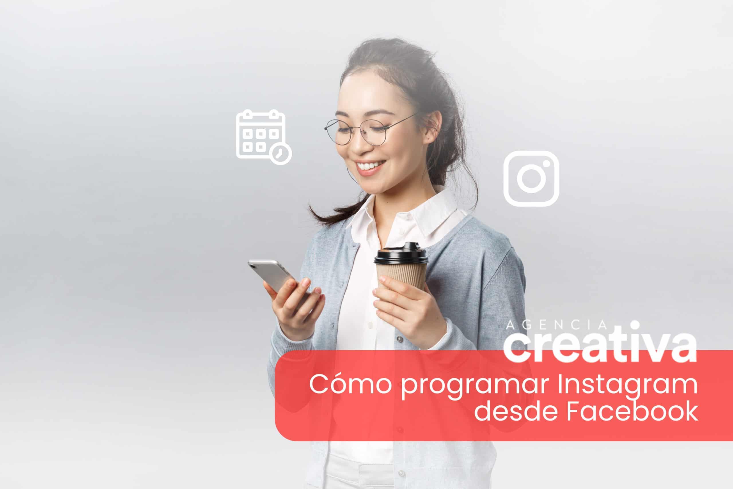 Cómo programar Instagram desde Facebook