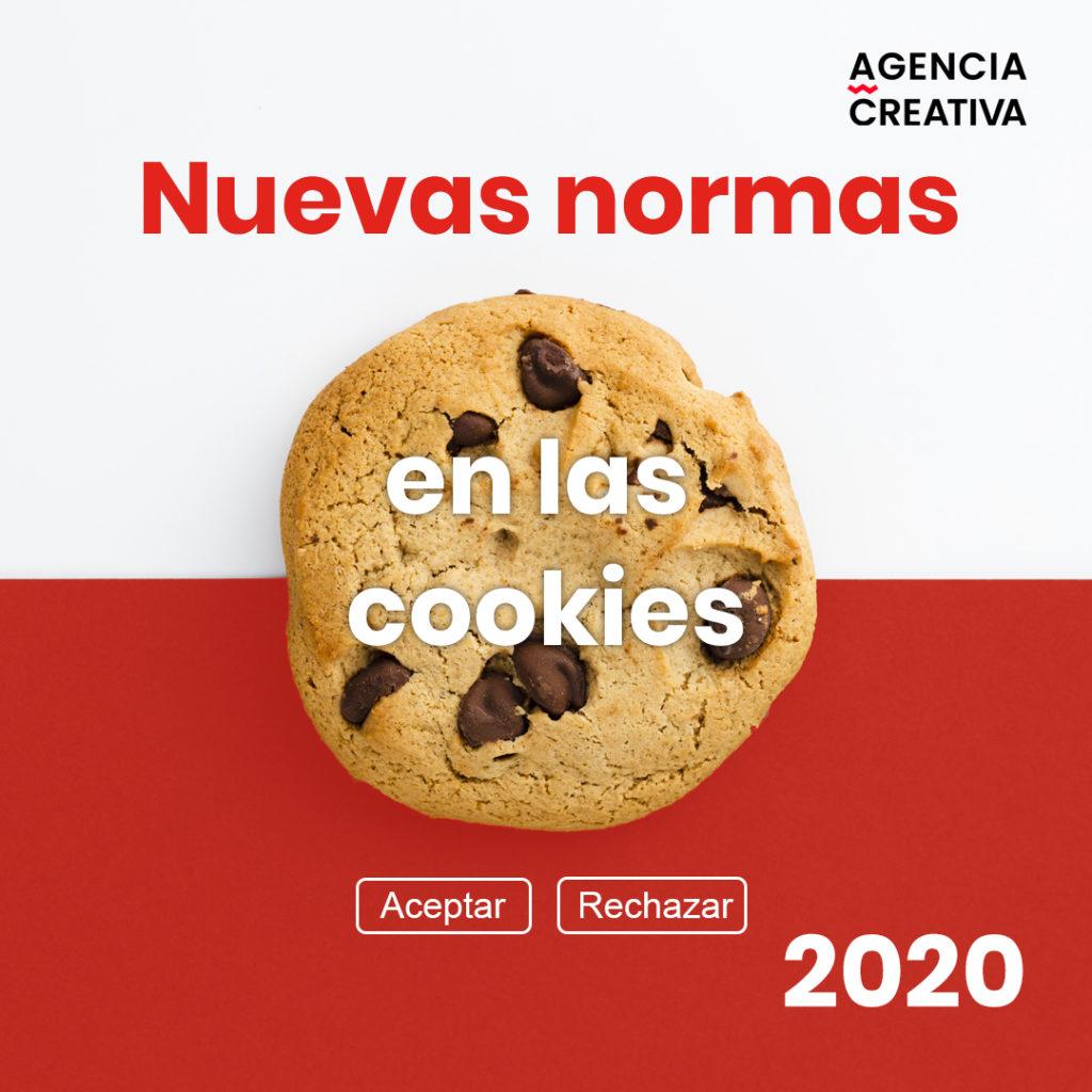 nuevas normas de cookies