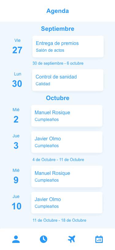 Primaflor │ Plataforma de recursos humanos 8