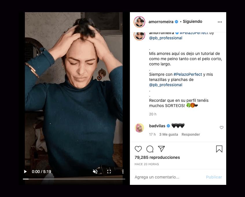 Campaña de marketing de influencers para Perfect Beauty 24