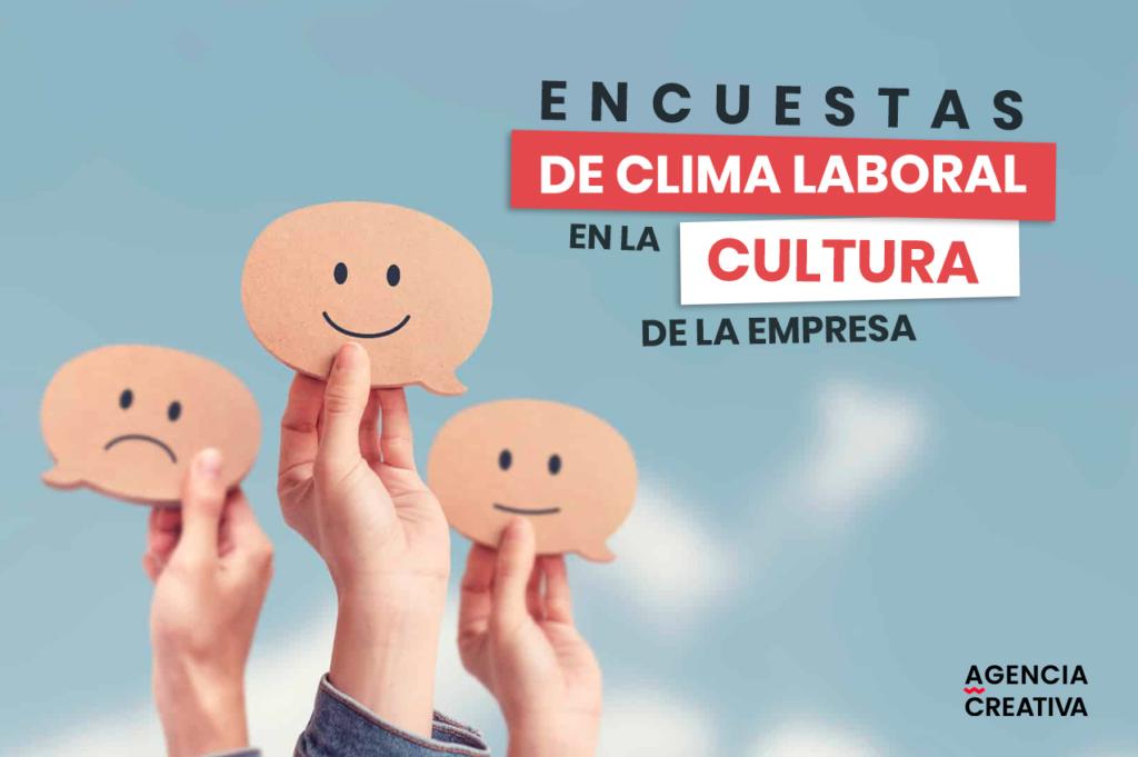 ENCUESTRAS DE CLIMA LABORAL