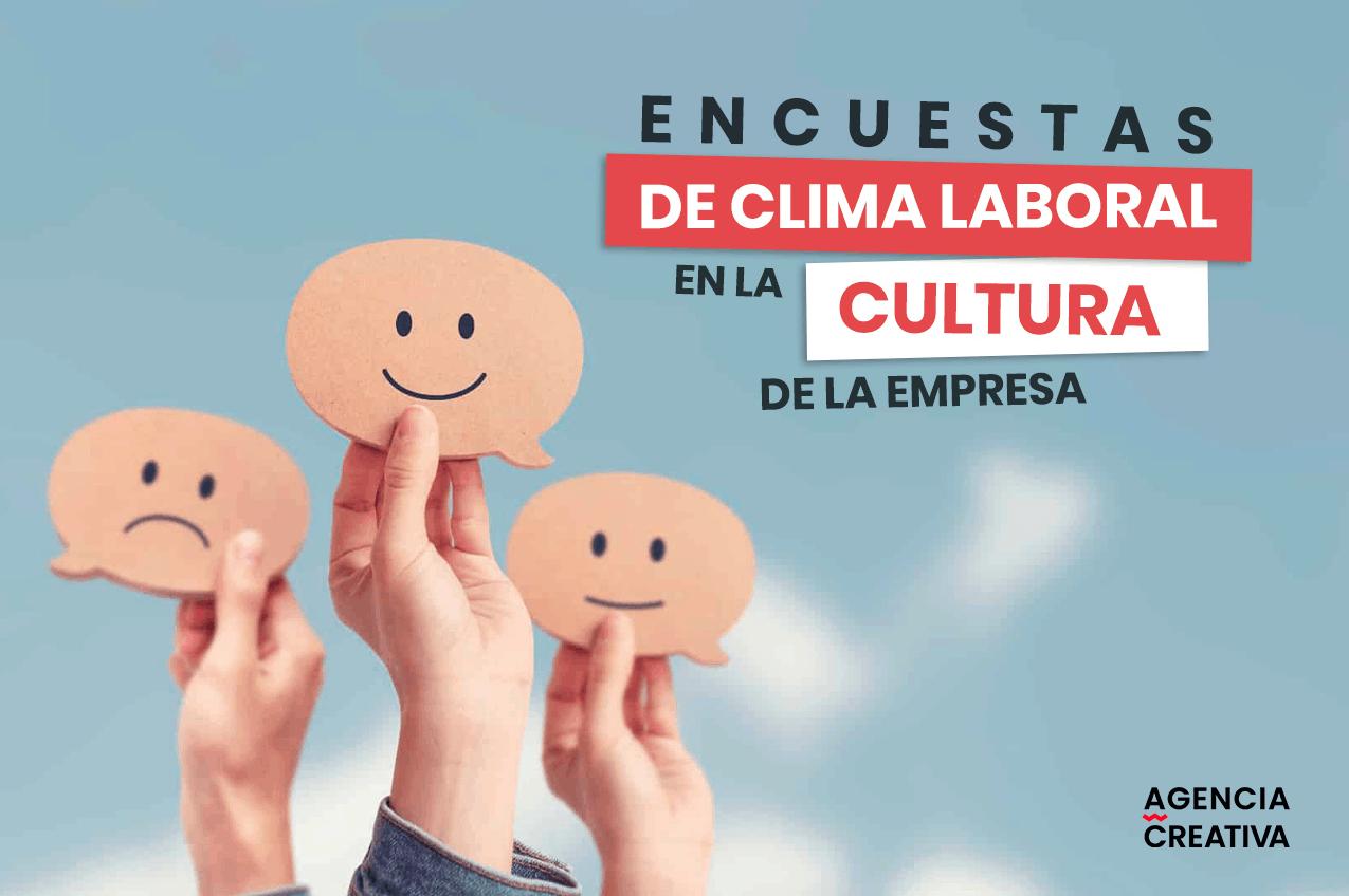 Encuestas de clima laboral en la cultura de la empresa