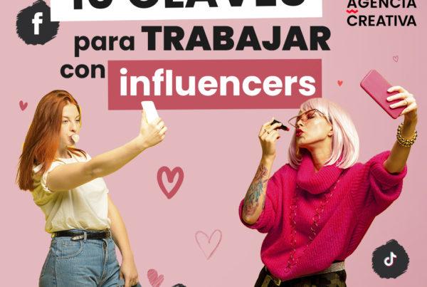 10 claves para trabajar con influencers 1